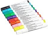Beleduc - 40152 - Kit de Loisirs Créatifs - Set de 10 Feutres pour Tissu