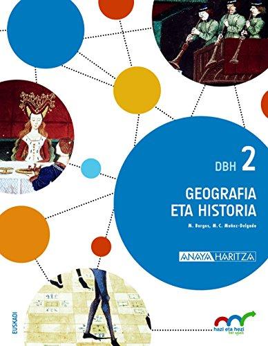 Geografia eta Historia 2. (Hazi eta hezi bat eginik) - 9788469817100