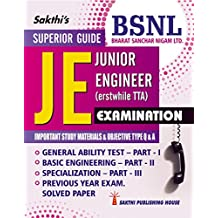 BSNL Junior Engineer (JE) Examination Important Study Materials & Objective Type Q & A
