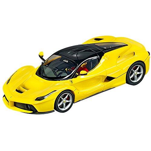 Carrera Digital 132 - 20030681 - Voiture De Circuit - Laferrari - Jaune