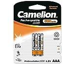 4 x Akku Batterie Camelion AAA 600mAh für Festnetz Telefon
