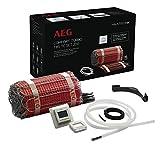 AEG Haustechnik Tappetino singolo per riscaldamento a pavimento Comfort Turbo, 234353