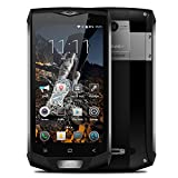 Blackview BV8000 Pro Smartphone Android 7.0 5,0 pouces FHD 1920 *1080 Écran 1080Pixels 6GB RAM+ 64GB ROM 8+ 16MP Caméra 4180mAh MTK6757V 64-bit 2.3GHz Octa Core IP68 Outdoor Ragged Tough Phone