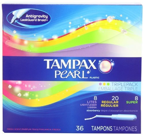 tampax-pearl-plastic-triple-pack-light-regular-super-absorbency-scented-tampons-36-count-pack-of-2-b