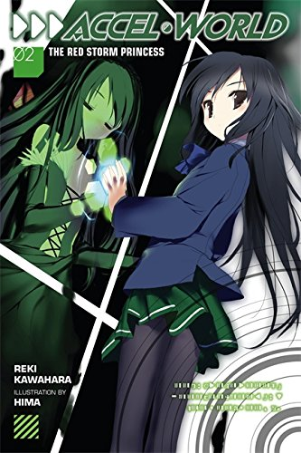 Accel World, Vol. 2 (light novel): The Red Storm Princess