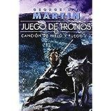 Juego de tronos: canción de hielo y fuego 1: libro primero (2 volúmenes) (Gigamesh Bolsillo)