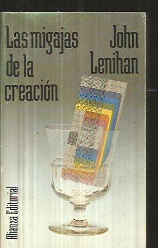 Las migajas de la creacion (Libro De Bolsillo, El)