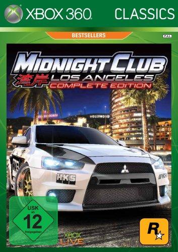 Midnight Club: Los Angeles - Complete Edition [Importación alemana]