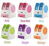 Moradiya fresh SM476-1 Mini Fragrance Air conditioner Cooling Fan(Multicolor)