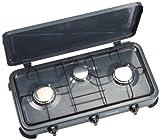 Firefriend KO-6583DU - Cocina de gas para camping (3 fuegos)