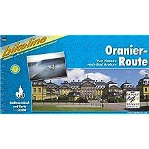 Oranier - Route (Nassau nach Bad Arolsen) (Bikeline Radtourenbücher)