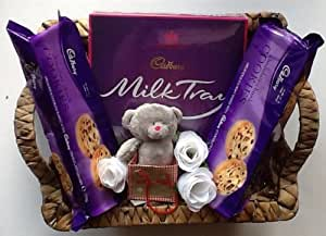 Chocolate & Biscuits Hamper - perfect for any occasion