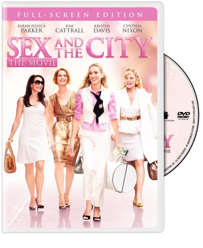 Price comparison product image Sex & The City: The Movie [DVD] [Region 1] [US Import] [NTSC]
