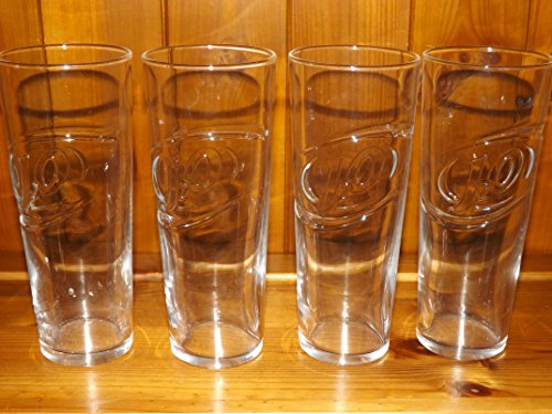 J20Hi Ball Glas X 4. Ein Set von 4J20Hi Ball Gläser Hi-ball Glas Set
