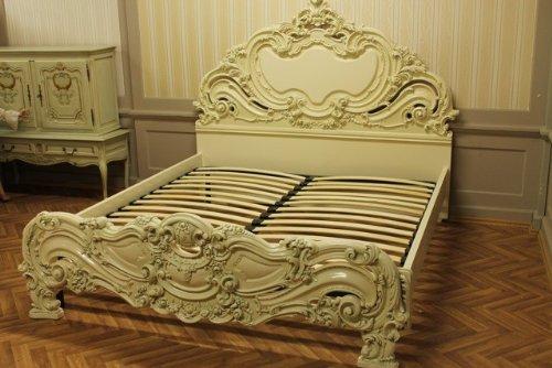 LouisXV Letto matrimoniale 180 X 200 letto stile antico stile ...