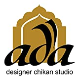 ADA-Hand-Embroidered-Lucknow-Chikan-Regular-Wear-Cotton-Kurti-Kurta-A188048