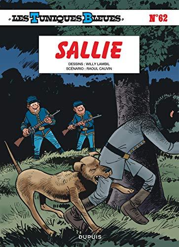 Les Tuniques Bleues - tome 62 - Sallie par Cauvin