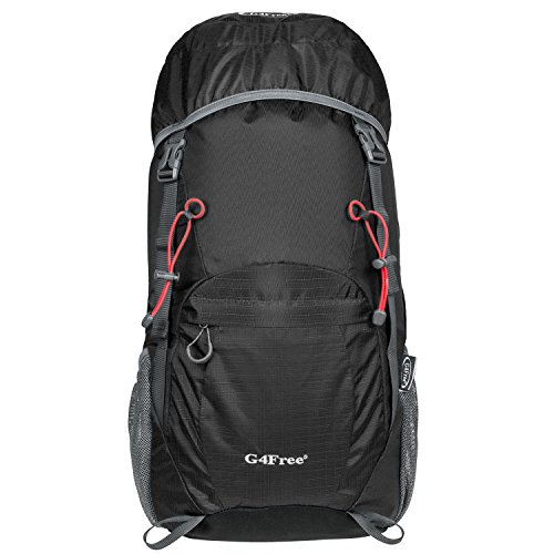 g4free-40l-ultra-lightweight-tear-water-resistant-foldable-travel-hiking-backpack-a-black