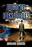 Juego de identidades - Volumen 3 (Aventuras de Thomas Anderson)