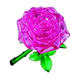 HCM Kinzel Jeruel 59121 - Crystal Puzzle, Rose pink
