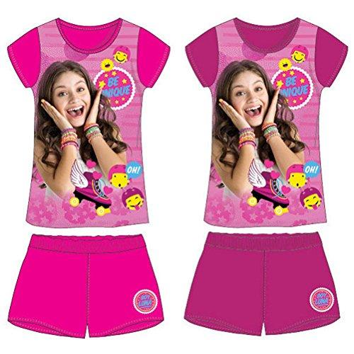 Pijama Soy Luna Disney Verano