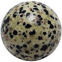 Harmonize Reiki Healing Stone dalmatinischen Stone Balancing Kugel Ball Kunsttischdekoration preisvergleich bei billige-tabletten.eu
