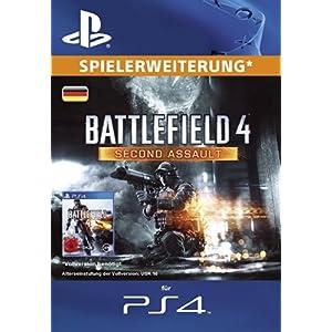 Battlefield 4: Second Assault DLC [PS4 PSN Code für deutsches Konto]