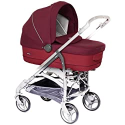 Inglesina AA35J6RBR - Carro de paseo, color ruby red