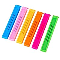 Sadruchi 18pcs Food Preservation Sealing Clip, Suitable For All Kinds Of Plastic Soft Bags And Open Food Bags.