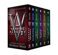 Vampire Academy / Frostbite / Shadow Kiss / Blood Promise / Spirit Bound / Last Sacrifice par Richelle Mead