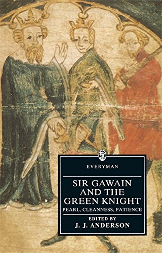 the importance and role of the setting in the verse sir gawain and the green knight