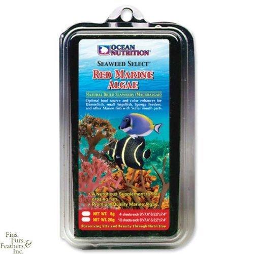 Ocean Nutrition Bulk Seaweeds rot marine (50Blatt) - Ocean Blatt