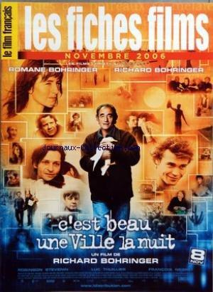 FILM FRANCAIS (LE) du 01/11/2006 - LES FICHES C'EST BEAU