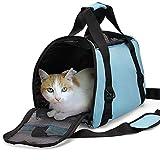 """Haustier Reisen Tragetasche, Dotala Comfort Tragbare faltbare Haustier Tasche Airline genehmigt für kleine Hunde, Katzen und Welpen Small Animal(S: 15.7""""L×7.8""""W×11.8"""