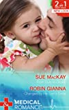 Front cover for the book From Duty to Daddy by Sue MacKay