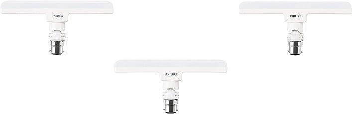 Philips T-Bulb Base B22 18-Watt LED Bulb (Pack of 3, Cool Day Light)