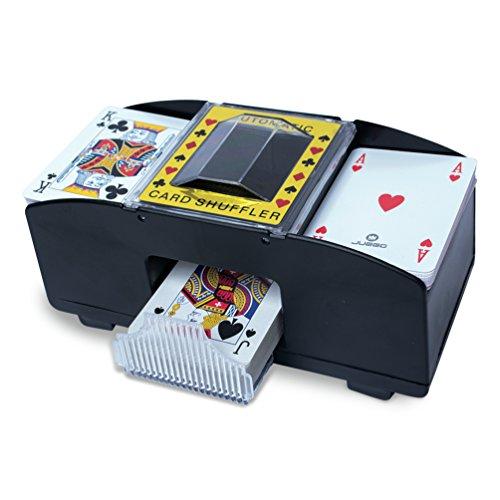 Juego- Mescolatore Carte Automatico, JU00511