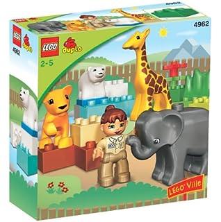 lego duplo zoo starter set
