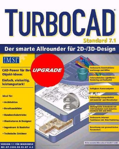 (Turbocad Upgrade)