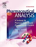 #8: Pharmaceutical Analysis: A Textbook for Pharmacy Students and Pharmaceutical Chemists