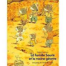 La famille Souris et la racine géante