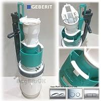 Valve de chasse d'eau Geberit 240.638.00.1638 pourréservoirencastré UP200 de toilettes -Multicolore