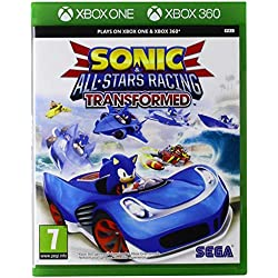Sonic and All Stars Racing Transformed : Classics [import anglais]