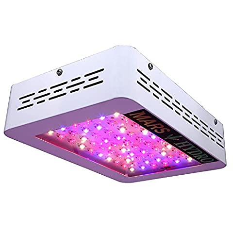 MarsHydro 300W LED Grow Light Full Spectrum Real For Indoor Hydroponic Plant by MarsHydro