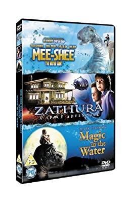 Mee-Shee - The Water Giant/Zathura - A Space Adventure/Magic In The Water [3 DVDs] [UK Import]