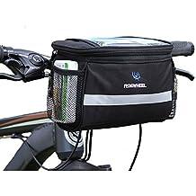 Fafada Fahrradlenkertasche Fahrrad-Zyklus Reflective Vorder Pannier Wasserdicht Outdoorbag¡