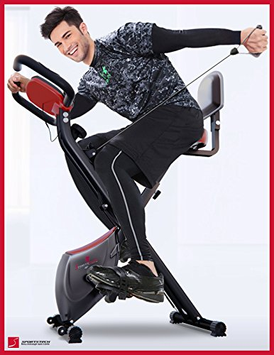 #Sportstech F-Bike X100 Fitnessfahrrad#
