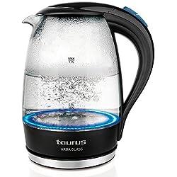 Taurus - Hervidor aroa glass 958.511