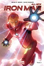 All-new Iron-Man T01 de Brian M. Bendis