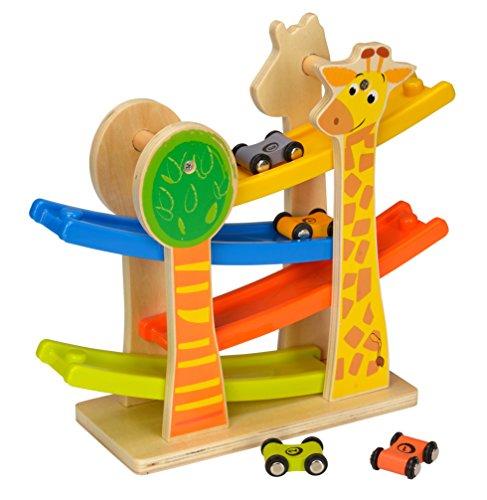 beluga Spielwaren 50107 Kugelbahn Tiere